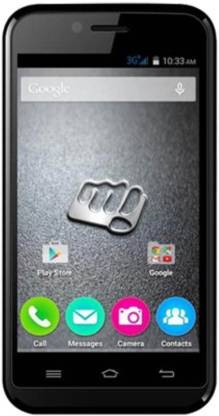 Micromax BOLT S301 3G Without Charger (Black, 4 GB)