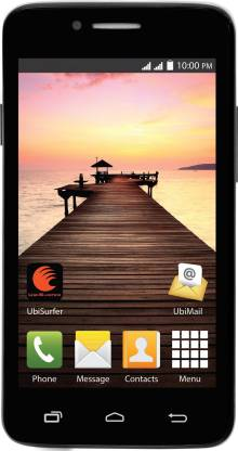 Datawind Pocket Surfer 3G4Z (Black, 4 GB)