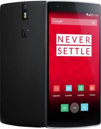 OnePlus One (Sandstone Black, 64 GB)