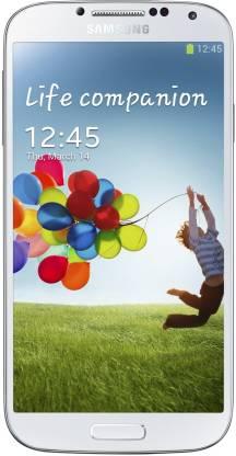 SAMSUNG Galaxy S4 (White Frost, 16 GB)