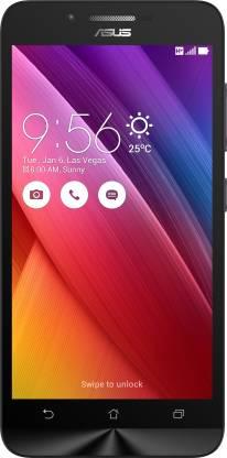 ASUS Zenfone Go 5.0 (Black, 8 GB)