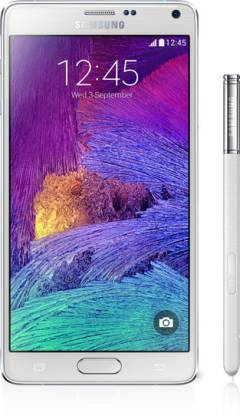 SAMSUNG Note 4 (White, 32 GB)