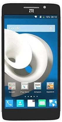 ZTE Grand SII CDMA 3G Smartphone (Silver, 16 GB)