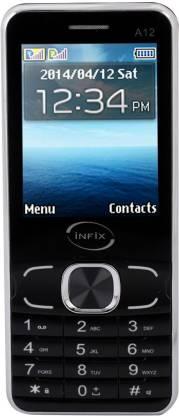 Infix A-12 Dual Sim Multimedia 2.4 Inches
