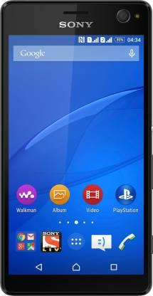 SONY Xperia C4 Dual (Black, 16 GB)