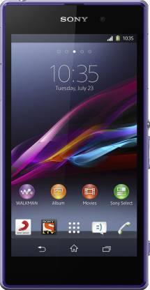 SONY Xperia Z1 (Purple, 16 GB)