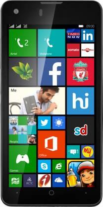 XOLO Win Q900s (Black, 8 GB)