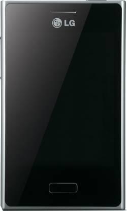 LG Optimus L3 E400 (Black, 1 GB)