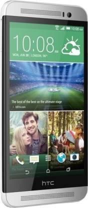 HTC One E8 Dual Sim (White, 16 GB)