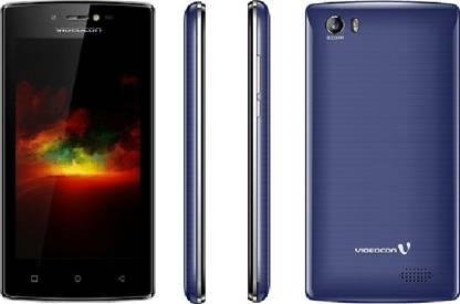 Videocon Graphite V45GD (Black & Blue, 8 GB)