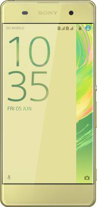 SONY Xperia XA Dual (Lime Gold, 16 GB)