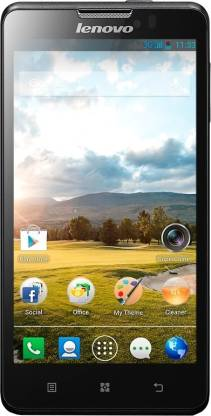 Lenovo P780 (Deep Black, 4 GB)