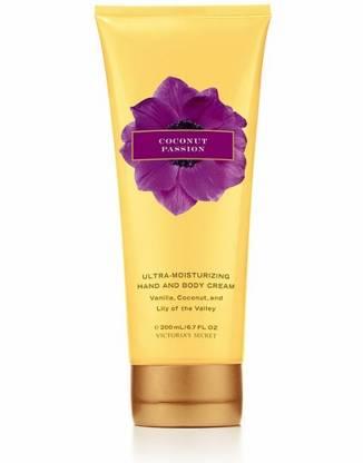 Victoria's Secret Coconut Passion Ultra-moisturizing Hand and Body Cream