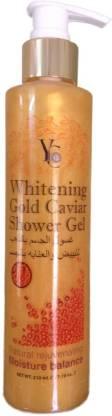 YC Whitening Gold Caviar Shower Gel