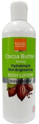 VLCC Cocoa Butter Hydrating And Skin Brightening Body Lotion,