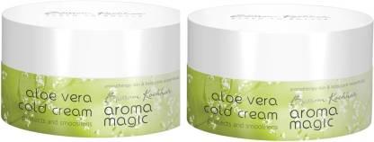 Aroma Magic Aloe Vera Cold Cream (Set of 2)