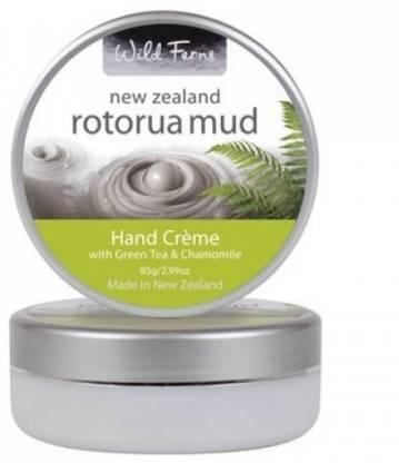 wild ferns Rotorua Mud Hand Cr?me with Green Tea and Chamomile