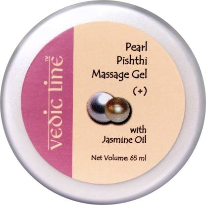 Vedic Line Pearl Pishthi Massage Gel with Jasmine Oil