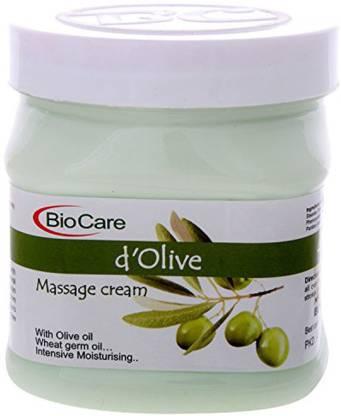 Gemblue Biocare d'olive massage cream