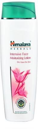 Himalaya Herbals Intensive Face Moisturizing Lotion