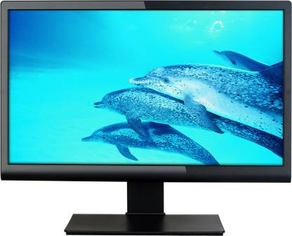 Micromax 19.5 inch HD+ LED Backlit IPS Panel Monitor (MM195H76)