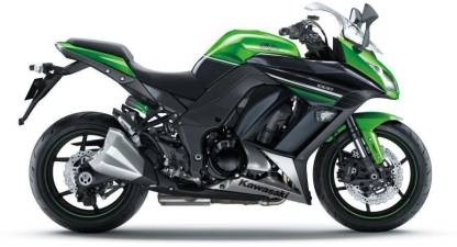 Kawasaki Ninja 1000 ( Ex-showroom price starting from - Rs 12,50,000)