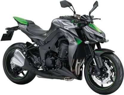Kawasaki Z1000 ( Ex-showroom price starting from - Rs 12,50,000)