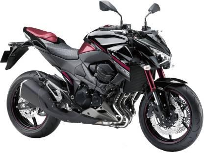 Kawasaki Z800 ( Ex-showroom price starting from - Rs 7,40,000)
