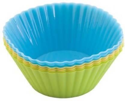 Seven Seas Round Cupcake/Muffin Mould