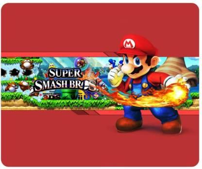 Magic Cases Mario Super Smash Bros 2 Mousepad