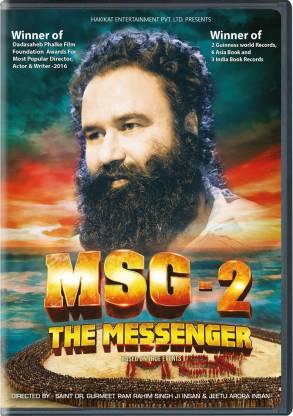 MSG 2 - The Messenger - Hindi DVD