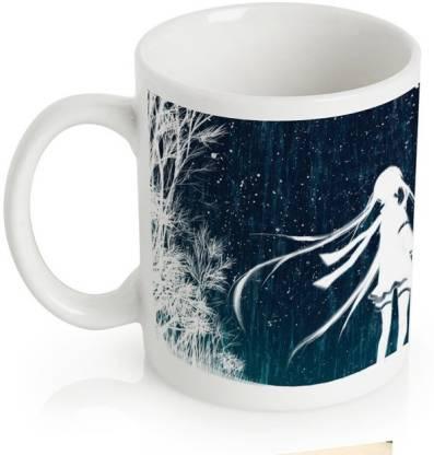 Webplaza W128E588BLove Ceramic Coffee Mug
