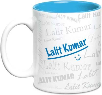 HOT MUGGS Me Graffiti - Lalit Kumar Ceramic Coffee Mug