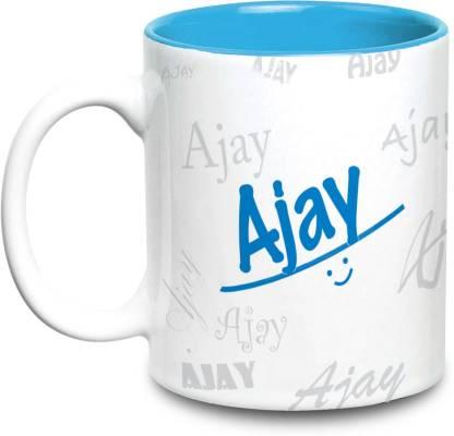 HOT MUGGS Me Graffiti - Ajay Ceramic Coffee Mug