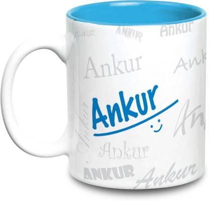HOT MUGGS Me Graffiti - Ankur Ceramic Coffee Mug