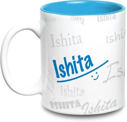 HOT MUGGS Me Graffiti - Ishita Ceramic Coffee Mug