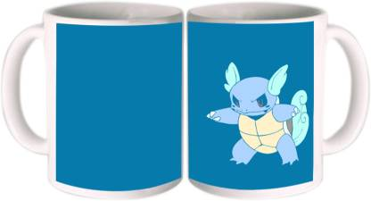 Shopkeeda Cartoon Turtle Ceramic Coffee Mug