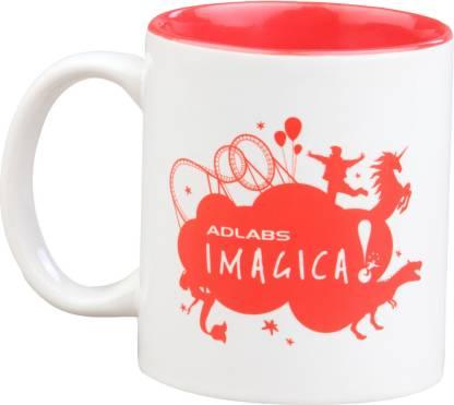 Imagica Logo Ceramic Coffee Mug