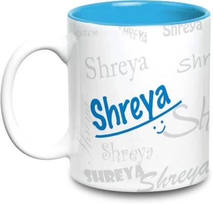 HOT MUGGS Me Graffiti - Shreya Ceramic Coffee Mug