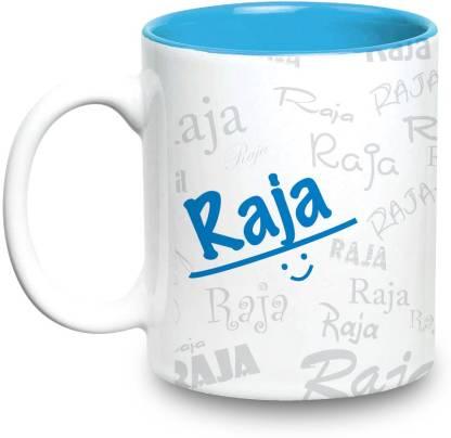 HOT MUGGS Me Graffiti - Raja Ceramic Coffee Mug