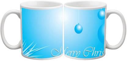 Shopkeeda Christmas SKMGCHMS035350 Ceramic Coffee Mug