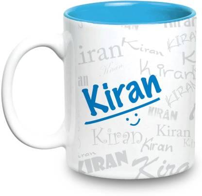 HOT MUGGS Me Graffiti - Kiran Ceramic Coffee Mug