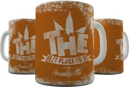 Shaildha QU29 Ceramic Coffee Mug