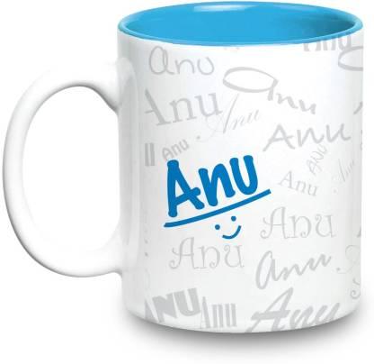 HOT MUGGS Me Graffiti - Anu Ceramic Coffee Mug