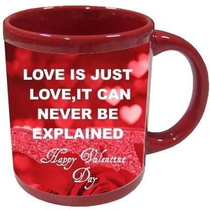 Printland Unconditional Love Ceramic Coffee Mug