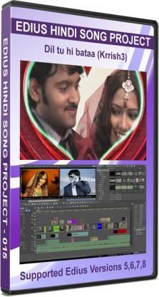EditPoint Dil Tu Hi Bataa (Krrish 3) Gold