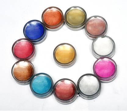 AARIP 12 Color Flocking Velvet Powder