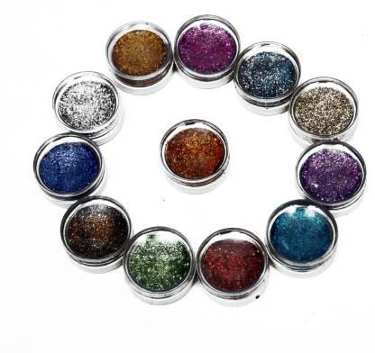AARIP 12 Color Professional Nail Art Glitter
