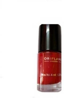 Pure Colour Nail Polish Classic Red