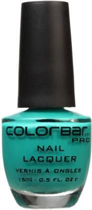 COLORBAR Nail Enamel5 Magical Green